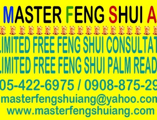 MASTER ANG FENG SHUI FREE CONSULTATION AND FORTUNE TELLING PHILIPPINES