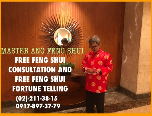 MASTER FENG SHUI ANG FREE FACE READING CONSULTATION