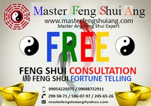 MASTER FENG SHUI ANG FREE CONSULTATION HOME AND BUSINESS